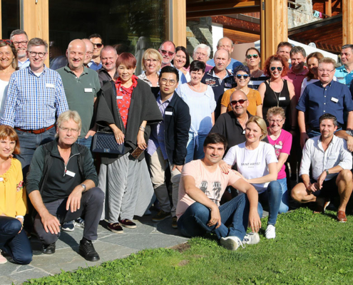 Association of Water Sommeliers/JHV 2018 in Brixen